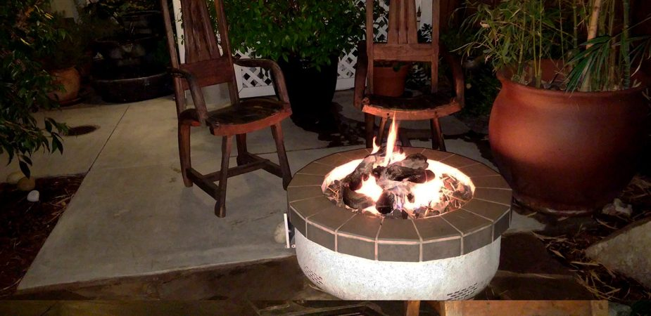The Courtyard - Fire Pit