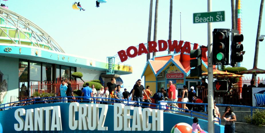 Santa Cruz Beach Boardwalk 2