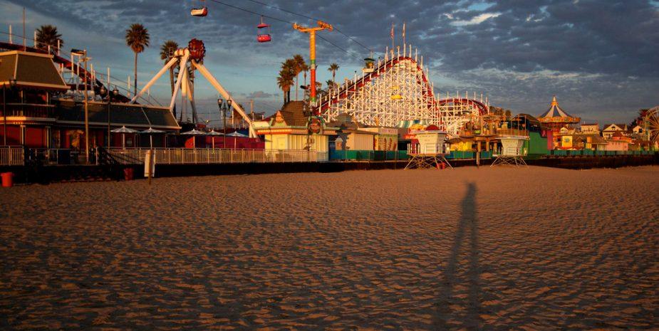 Santa Cruz Beach Boardwalk 1